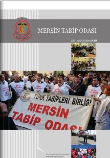 2010-2012 Dönemi Çalışma Raporu